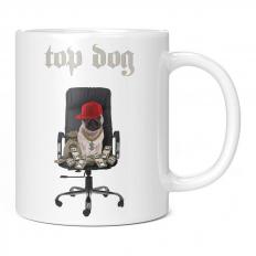 TOP DOG 11OZ NOVELTY MUG