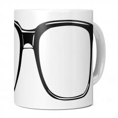 GEEK GLASSES 11OZ NOVELTY MUG