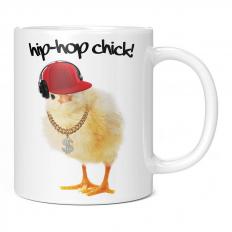 HIP HOP CHICK 11OZ NOVELTY MUG
