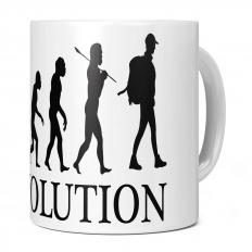 BACKPACKER EVOLUTION 11OZ NOVELTY MUG