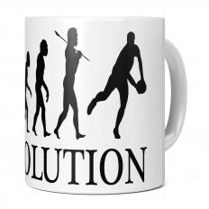 RUGBY EVOLUTION 11OZ NOVELTY MUG