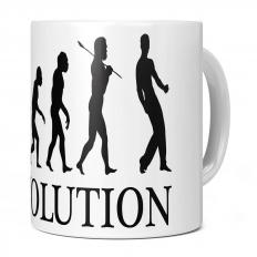 AIR GUITAR EVOLUTION 11OZ NOVELTY MUG