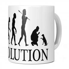 DOG TRAINING EVOLUTION 11OZ NOVELTY MUG