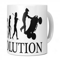 ATV QUAD EVOLUTION 11OZ NOVELTY MUG