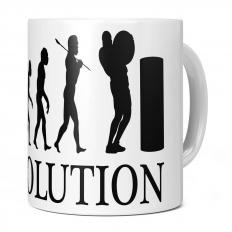 ATLAS STONES EVOLUTION 11OZ NOVELTY MUG