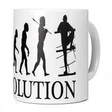 ASSAULT COURSE EVOLUTION 11OZ NOVELTY MUG