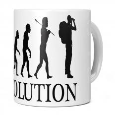 ADVENTURER EVOLUTION 11OZ NOVELTY MUG