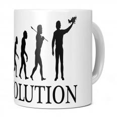 AEROMODELLER EVOLUTION 11OZ NOVELTY MUG