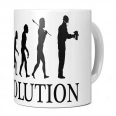 AIRBRUSH EVOLUTION 11OZ NOVELTY MUG