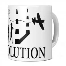 AIR RACE EVOLUTION 11OZ NOVELTY MUG