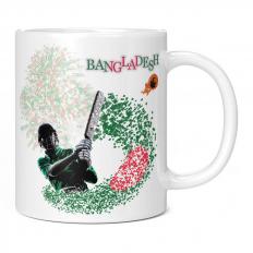 BANGLADESH CRICKETER 11OZ NOVELTY MUG