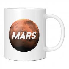 PLANET MARS 11OZ NOVELTY MUG