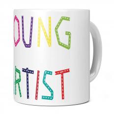 YOUNG ARTIST 11OZ NOVELTY MUG