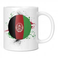 AFGHANISTAN FOOTBALL 11OZ NOVELTY MUG