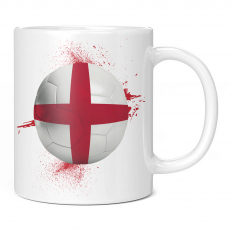 ENGLAND FOOTBALL 11OZ NOVELTY MUG