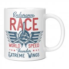 AIR ENDURANCE RACE 11OZ NOVELTY MUG