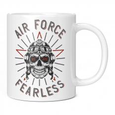 AIR FORCE FEARLESS 11OZ NOVELTY MUG
