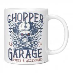 CHOPPER GARAGE 11OZ NOVELTY MUG