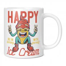 HAPPY ICE CREAM 11OZ NOVELTY MUG