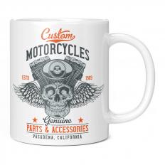 CUSTOM MOTORCYCLE 1969 11OZ NOVELTY MUG