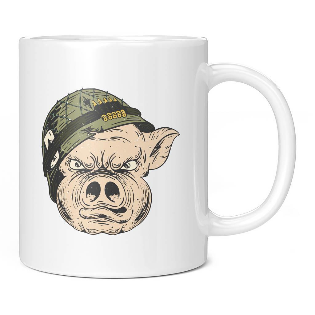 WAR PIG 11OZ NOVELTY MUG