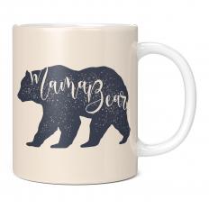 MAMA BEAR 11OZ NOVELTY MUG